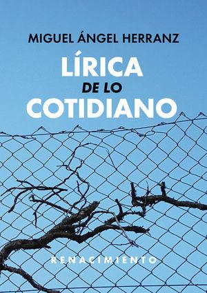 LÍRICA DE LO COTIDIANO