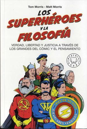 LOS SUPERH�ROES Y LA FILOSOFÍA