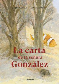 LA CARTA DE LA SEÑORA GONZÁLEZ