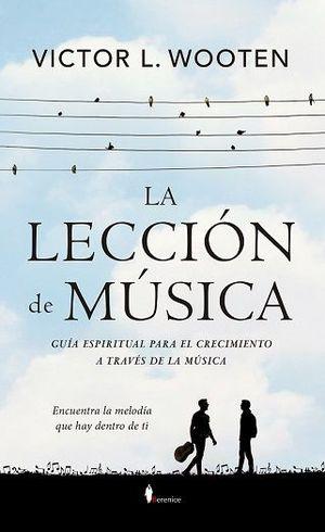 LA LECCION DE MUSICA