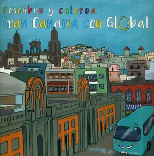DESCUBRE Y COLOREA GRAN CANARIA CON GLOBAL