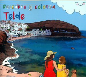 DESCUBRE Y COLOREA TELDE