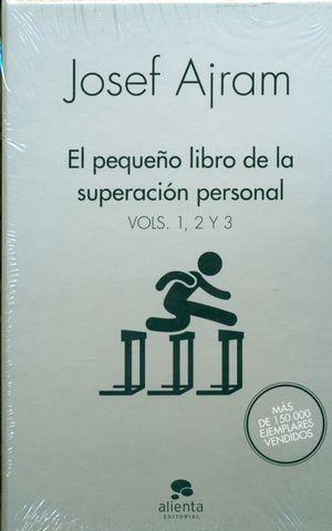 EL PEQUEÑO LIBRO DE LA SUPERACIÓN PERSONAL (3 VOL.)