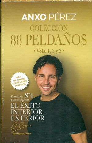 COLECCIÓN 88 PELDAÑOS ( 3 VOL.)