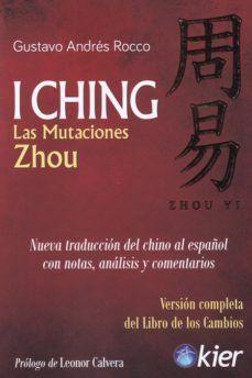 I CHING. LAS MUTACIONES ZHOU