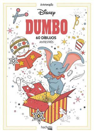 DUMBO. 60 DIBUJO ANTIESTRÉS