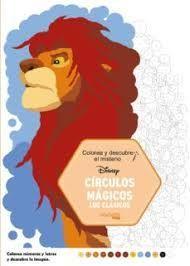 CÍRCULOS MÁGICOS. COLOREA Y DESCUBRE EL MISTERIO