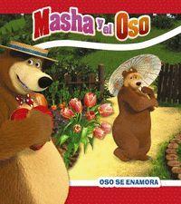 MASHA Y EL OSO. OSO SE ENAMORA