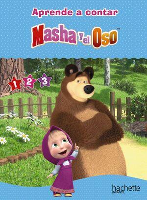 APRENDE A CONTAR CON MASHA Y EL OSO