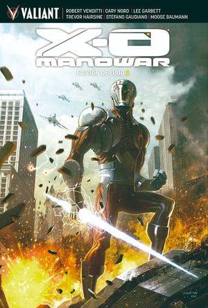 X-O MANOWAR EDICION DE LUJO 02