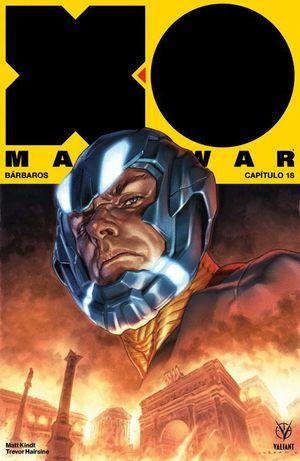 XO MANOWAR 18