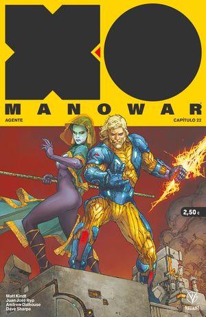 XO MANOWAR 22