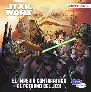 STAR WARS. EL IMPERIO CONTRAATACA / EL RETORNO DEL JEDI