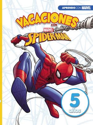 VACACIONES CON SPIDERMAN. 5 AÑOS