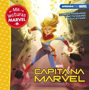 CAPITANA MARVEL - MIS LECTURAS MARVEL