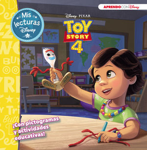 TOY STORY 4. MIS LECTURAS DISNEY