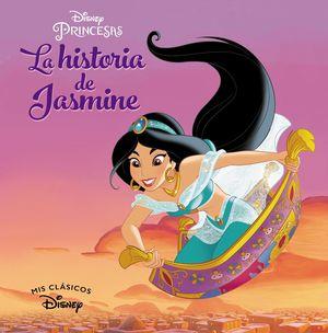 LA HISTORIA DE JASMINE