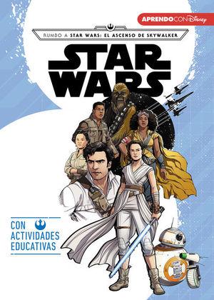 STAR WARS. LEO, JUEGO Y APRENDO. EL ASCENSO DE SKYWALKER