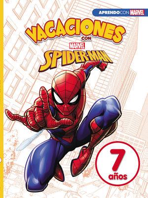 VACACIONES CON SPIDER-MAN