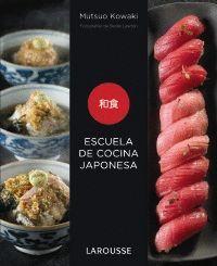 ESCUELA DE COCINA JAPONESA