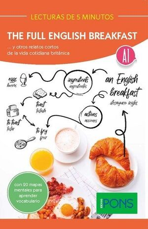 THE FULL ENGLISH BREAKFAST. LECTURAS DE 5 MINUTOS