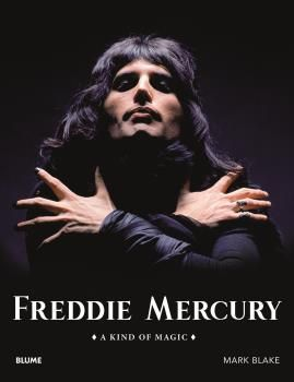 FREDDIE MERCURY. A KING OF MAGIC
