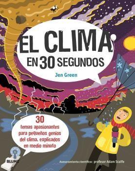 CLIMA EN 30 SEGUNDOS