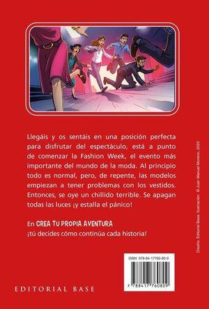 PÁNICO EN EL DESFILE. CREA TU PROPIA AVENTURA 6