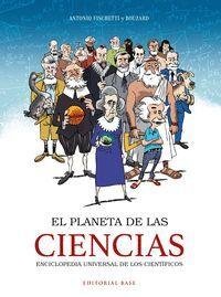 EL PLANETA DE LAS CIENCIAS