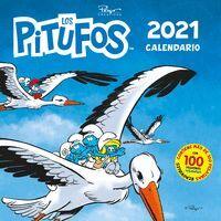CALENDARIO 2021 LOS PITUFOS