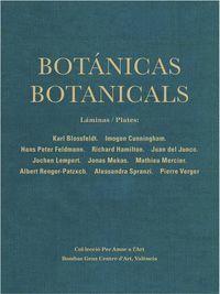 BOTANICAS/ BOTANICALS.