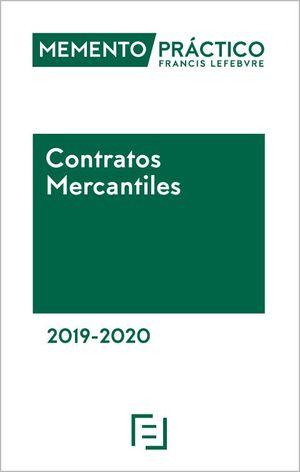 MEMENTO PRÁCTICO CONTRATOS MERCANTILES 2019-2020