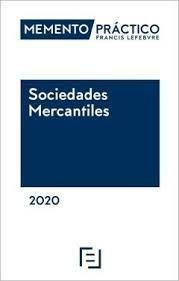 MEMENTO PRACTICO SOCIEDADES MERCANTILES 2020