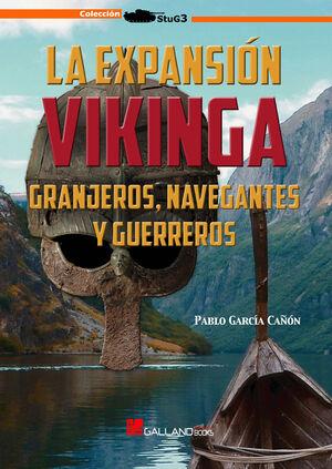 LA EXPANSION VIKINGA. GRANJEROS NAVEGANTE