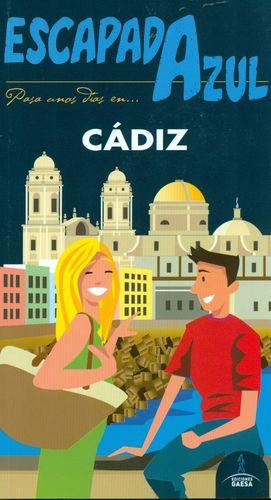 CÁDIZ - ESCAPADA AZUL