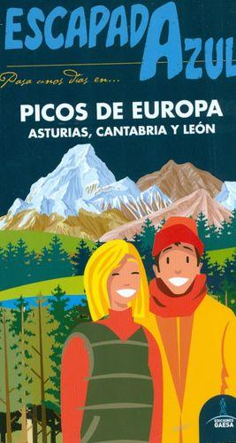 PICOS DE EUROPA. ASTURIAS, CANTABRIA Y LEÓN. ESCAPADA AZUL