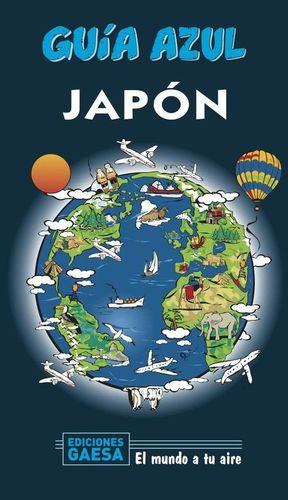 JAPON - GUIA AZUL