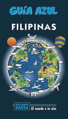 FILIPINAS. GUIA AZUL