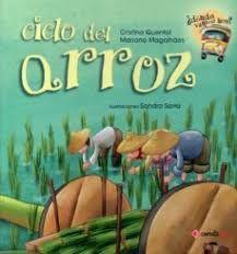 CICLO DEL ARROZ.