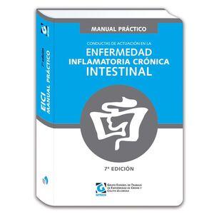 MANUAL PRACTICO. CONDUCTAS DE ACTUACION EN LA ENFERMEDAD INFLAMATORIA CRÓNICA INTESTINAL