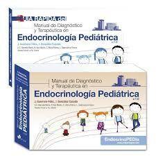 MANUAL DE DIAGNÓTICO Y TERAPÉUTICA EN ENDOCRINOLOGÍA PEDIÁTRICA VOL.1.1 + GUIA RÁPIDA EN ENDOCRINOLOGÍA PEDIÁTRICA