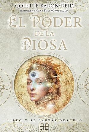 EL PODER DE LA DIOSA (CAJA)