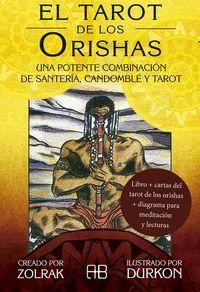 EL TAROT DE LOS ORISHAS (CAJA)