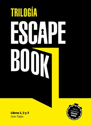 ESCAPE BOOK. TRILOGIA ( 3 VOL.)