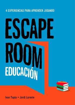 ESCAPE ROOM. EDUCACIÓN