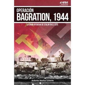 OPERACIÓN BAGRATION, 1944