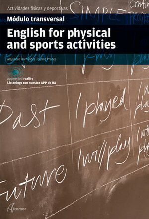 ENGLISH FOR PHYSICAL AND SPORTS ACTIVITIES. MÓDULO TRANSVERSAL