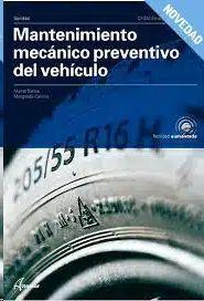 MANTENIMIENTO MECANICO PREVENTIVO DEL VEHICULO.  CFGM EMERGENCIAS SANITARIAS