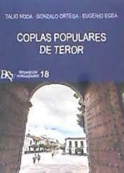 COPLAS POPULARES DE TEROR