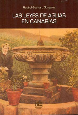 LAS LEYES DE AGUAS EN CANARIAS